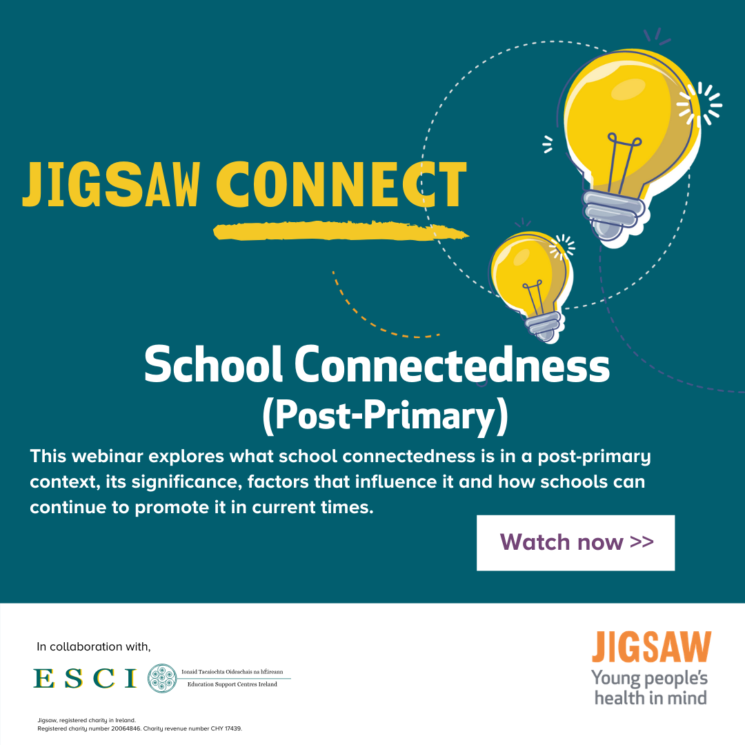School Connectedness banner